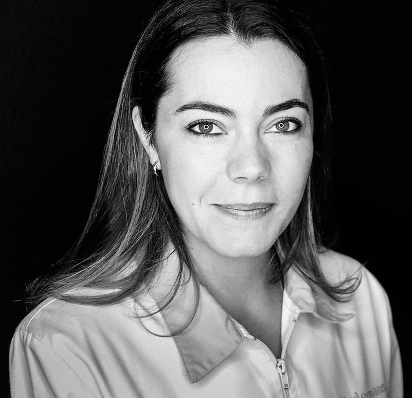 Claudia Rodermans, quiropráctcia