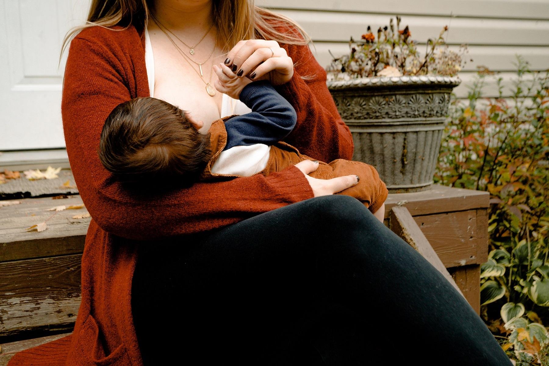 Lactancia materna e incremento de células T