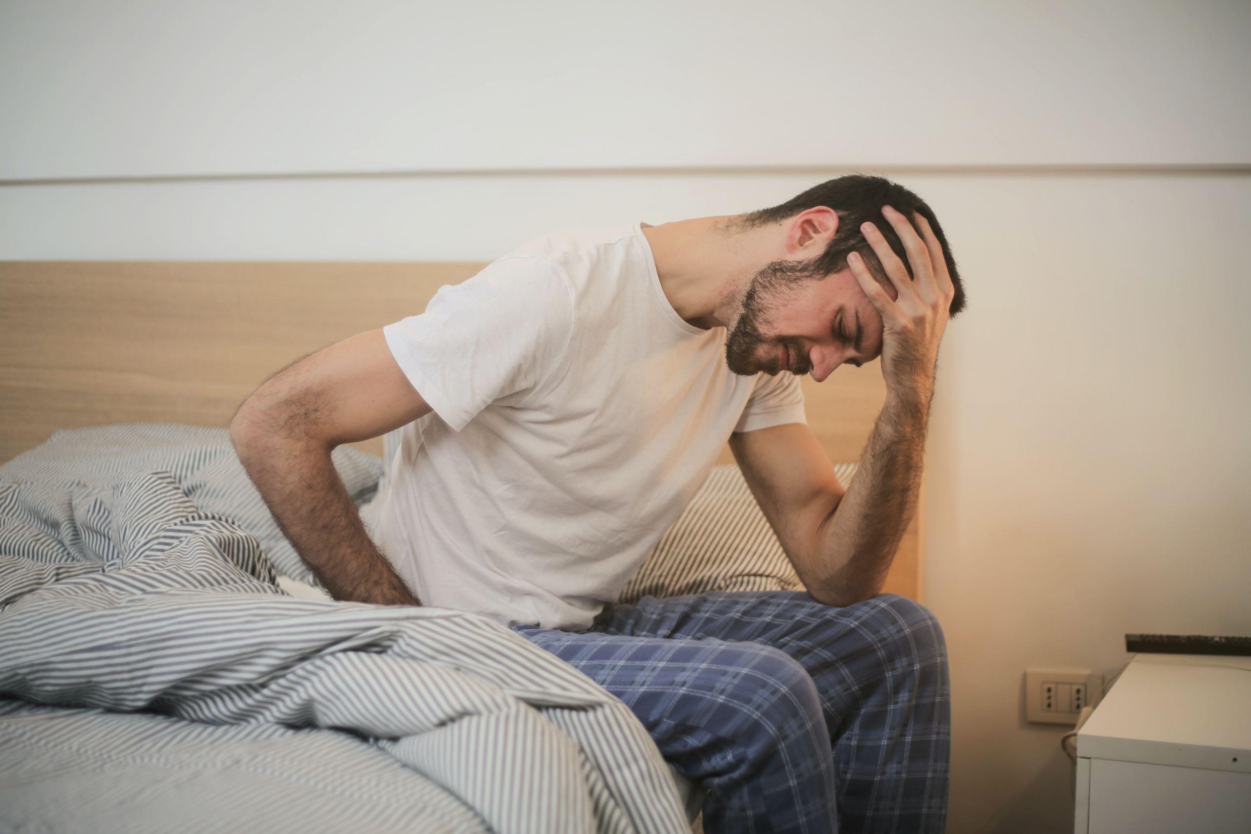 problemas para dormir y dolor